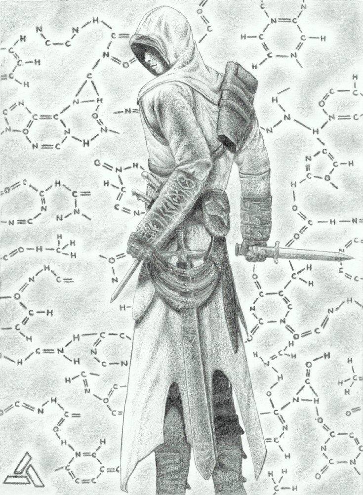 The Perfect Assassin by madamlaracroft