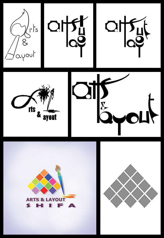 Art Logos by madamlaracroft