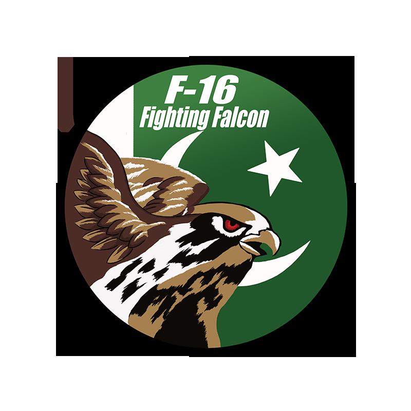 Fighting Falcon by madamlaracroft