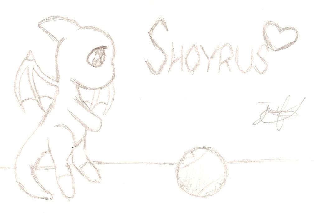I love Shoyrus by magicsinyou
