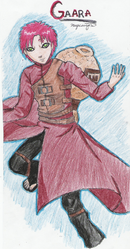 Gaara for Winxgirl21 by magicsinyou
