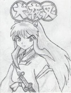 Inuyasha by magicsinyou