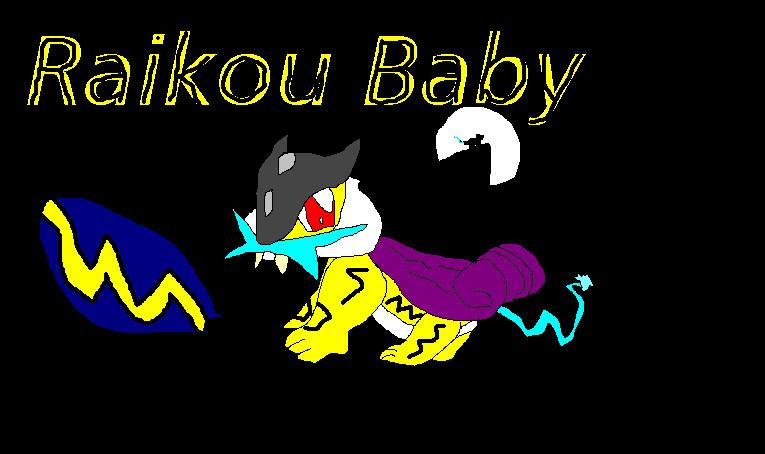 BABY RAIKOU by magma
