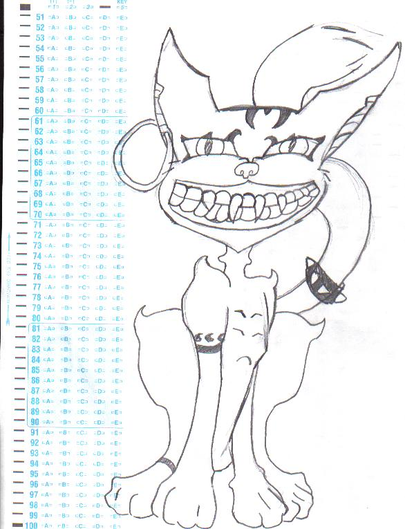 another  cheshire cat by maiya