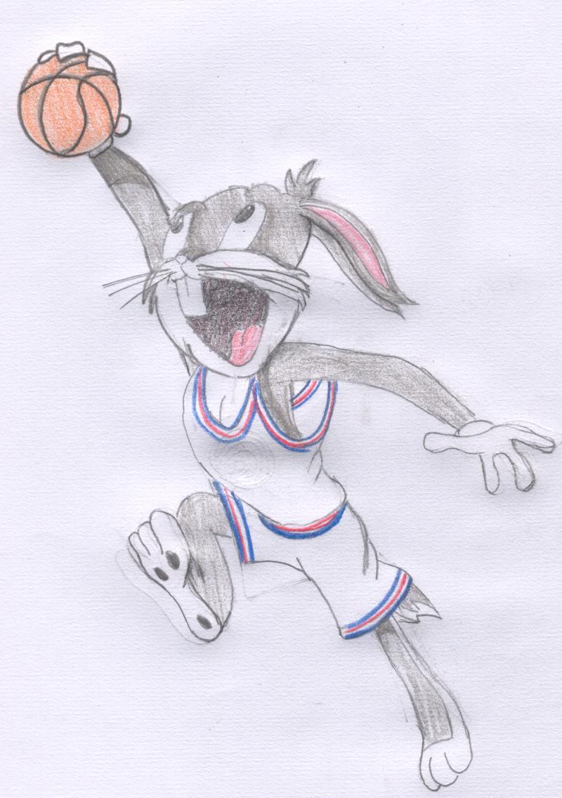 bugs bunny by malfoyisdead