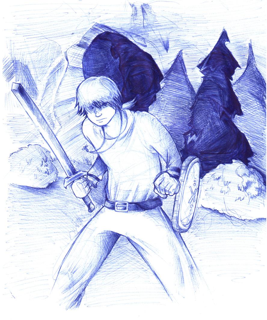 Defense by mangacheese1818