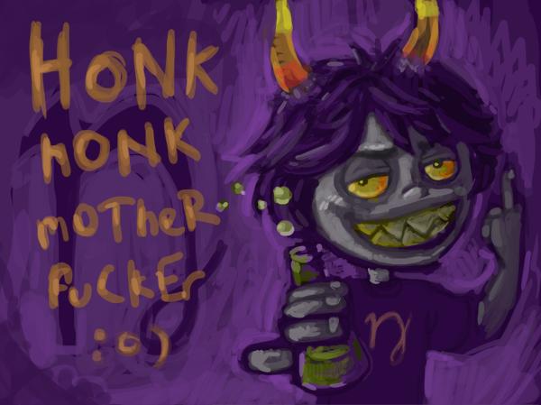 hOnK hOnk by mangacheese1818