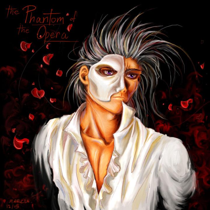 Phantom of The Opera by marc21