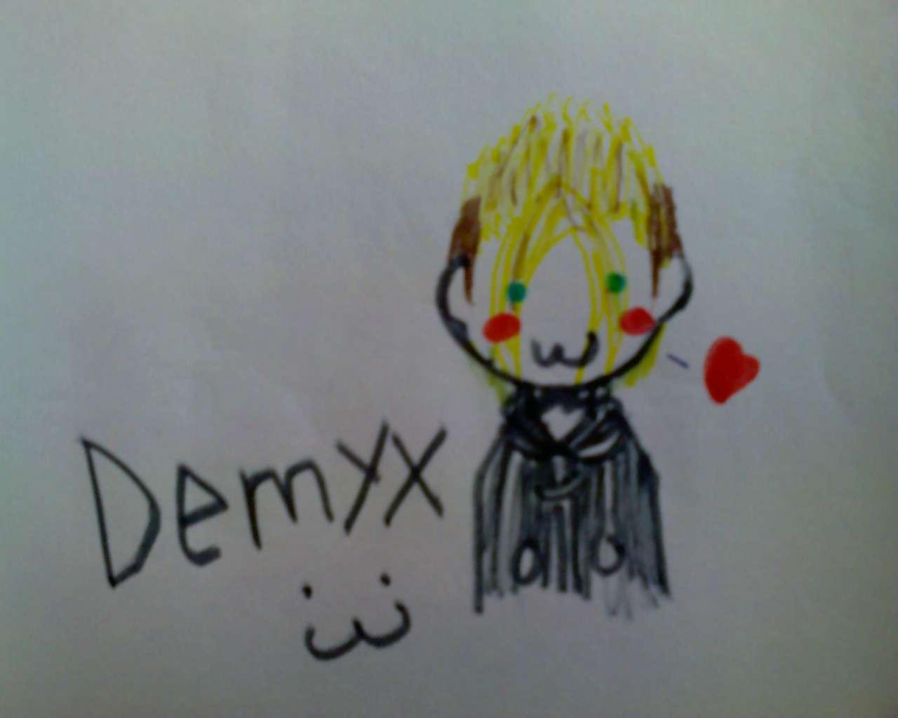 Demyx by marisa937
