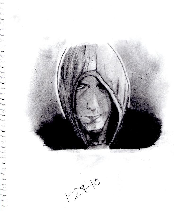 Eminem by marisa937