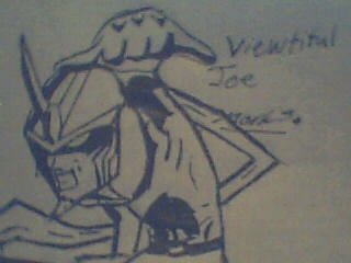 Viewtifull Joe by mark5