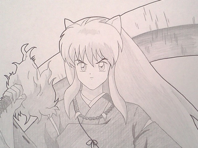 Inuyasha Request by matsujun4me