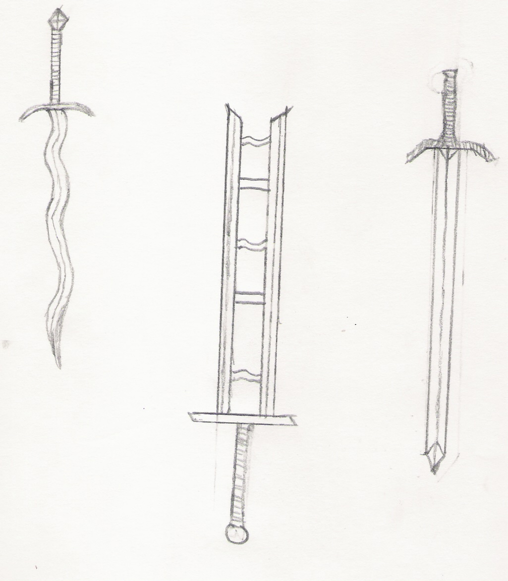 Armory Series: Swords by matsuro