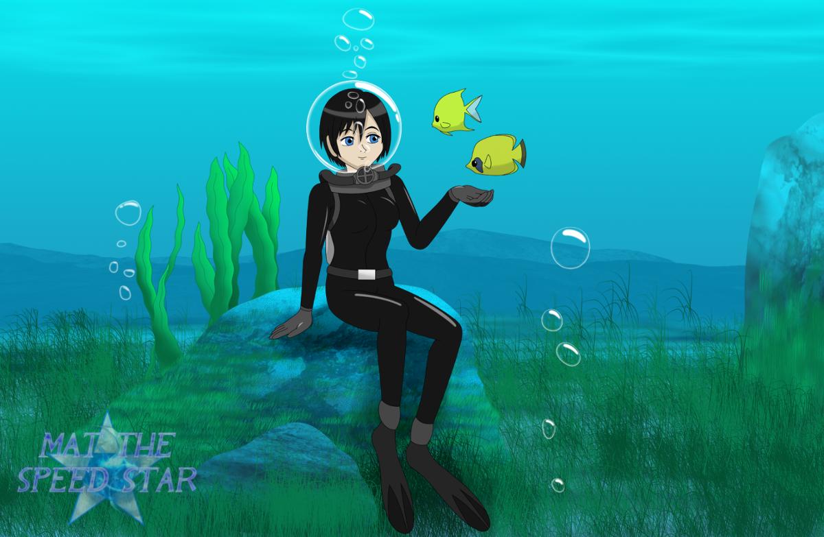 Aqua Xion by matthespeedstar