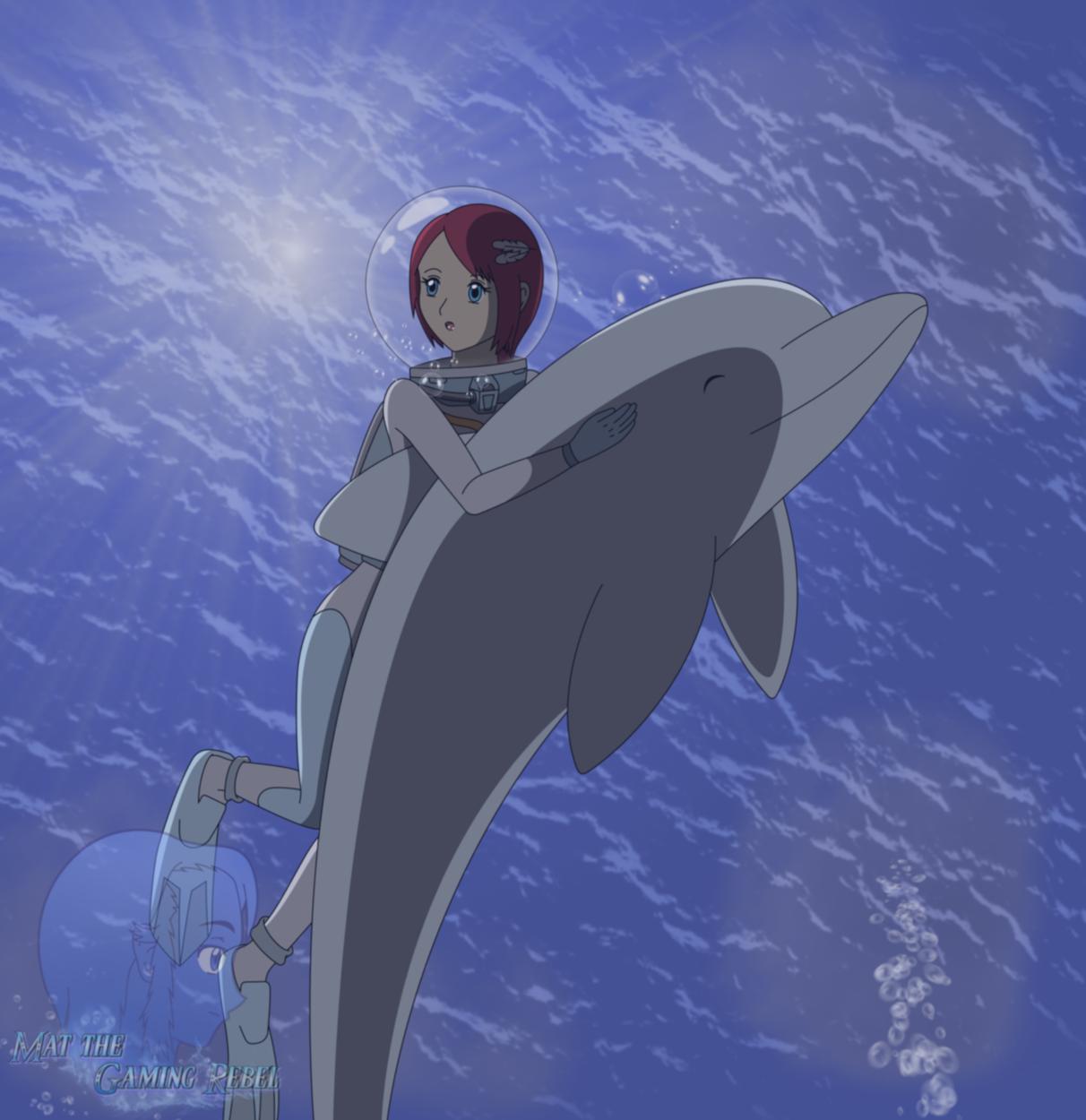 Aquatic Elise by matthespeedstar