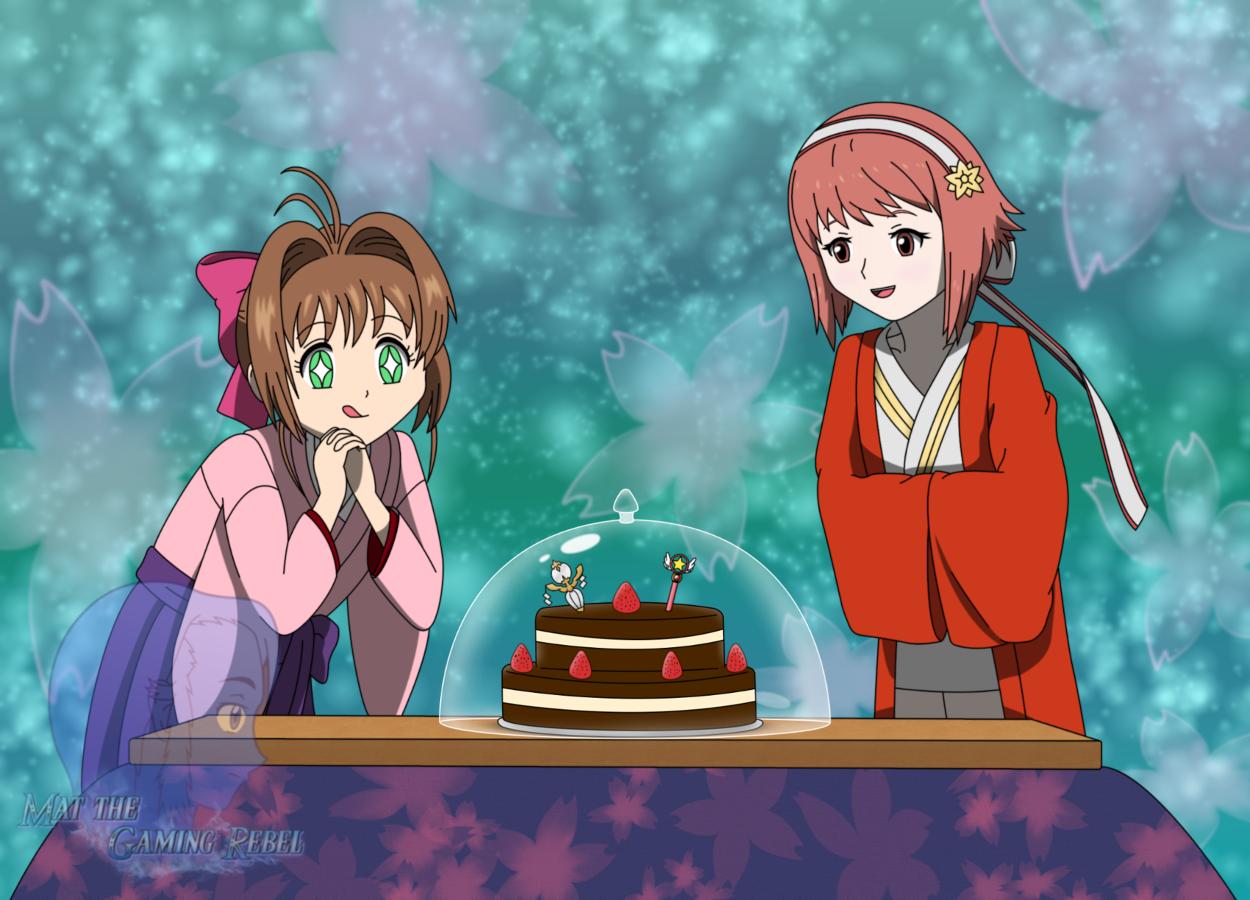 Sakura Birthdays by matthespeedstar