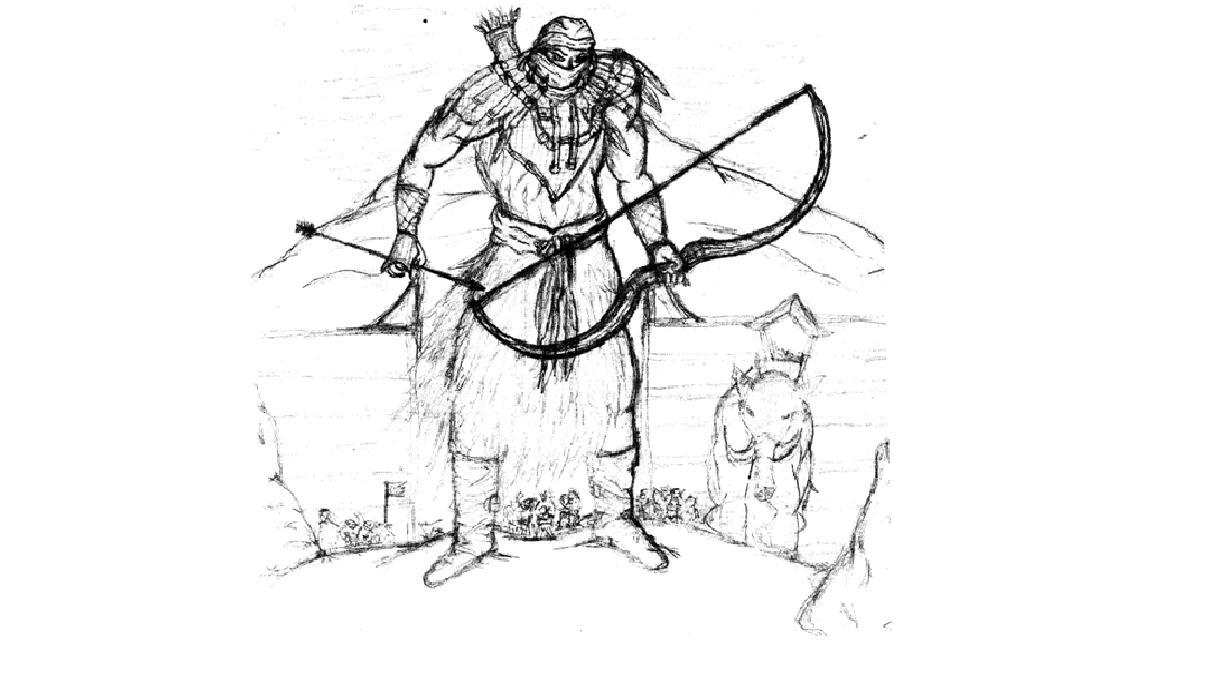 archer by mau571