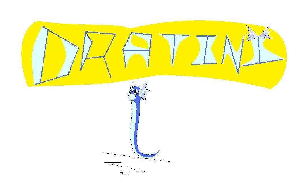 Dratini by maxwellfitz
