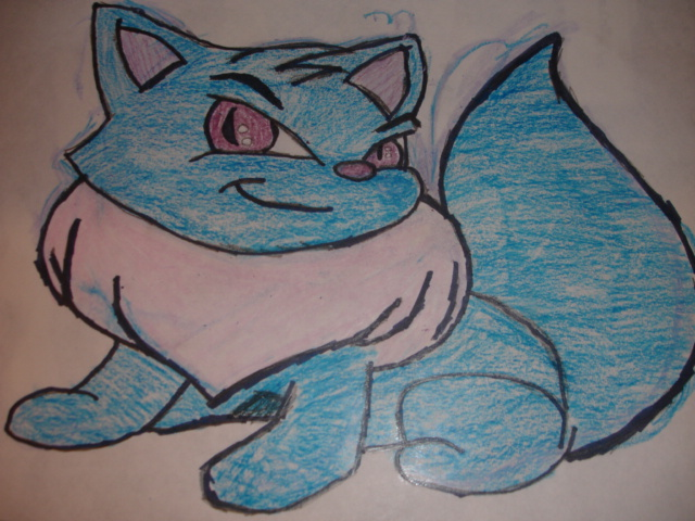 Beautiful Blue Wocky by may_the_star
