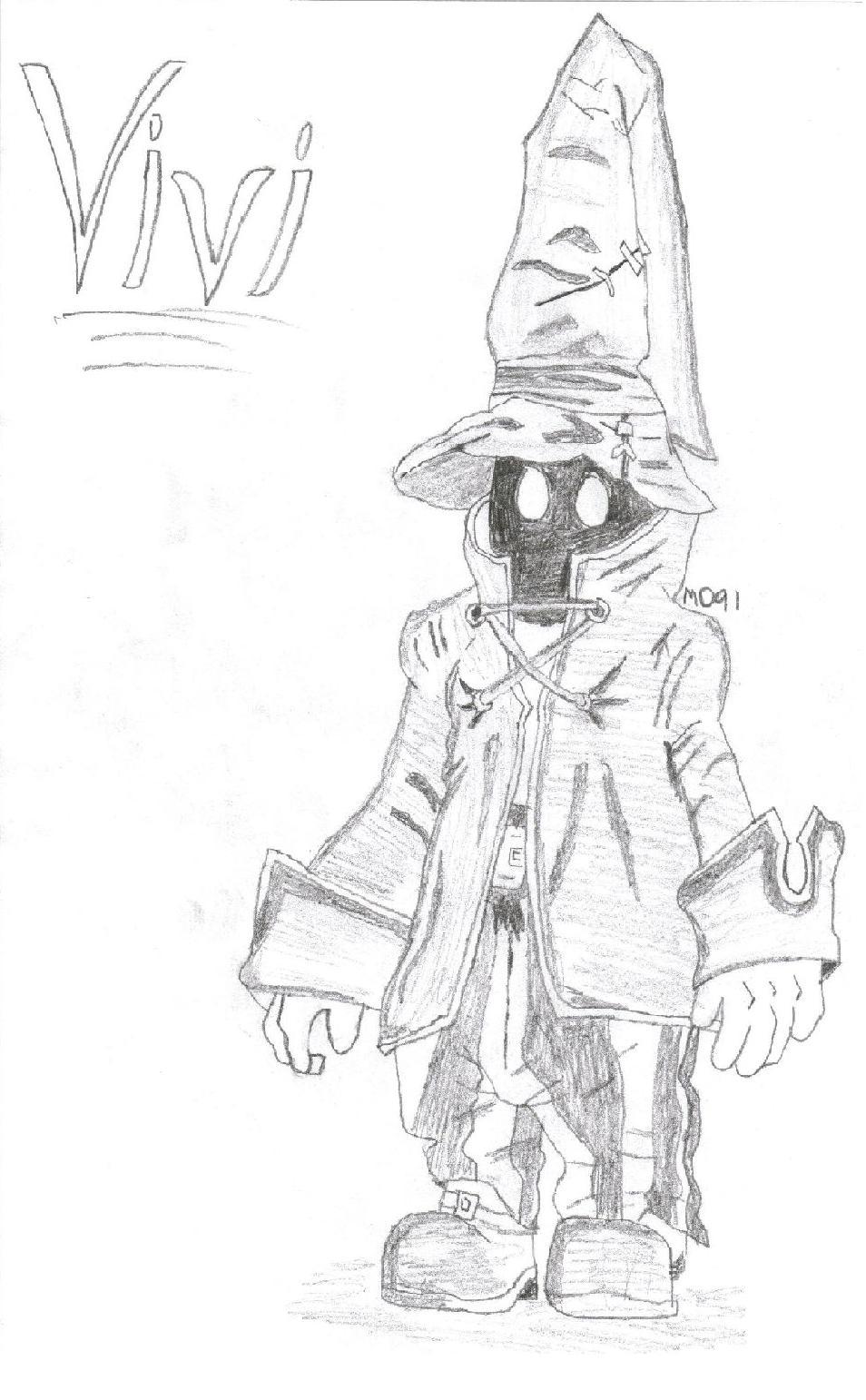 Vivi (mine) by md91