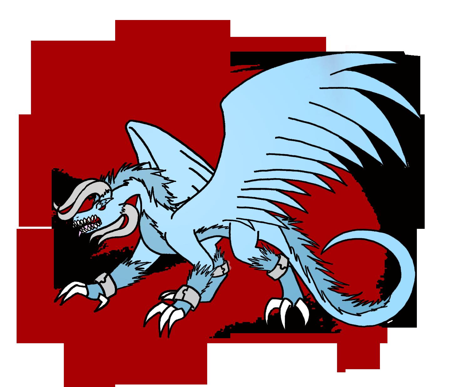 Mikki Demekarr (dragon) by mechadragon13