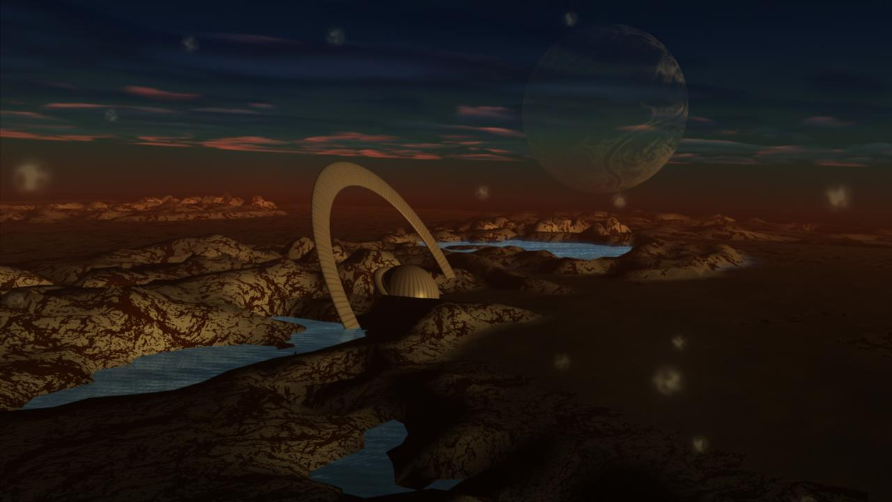 space colony 247 by mendoza0089