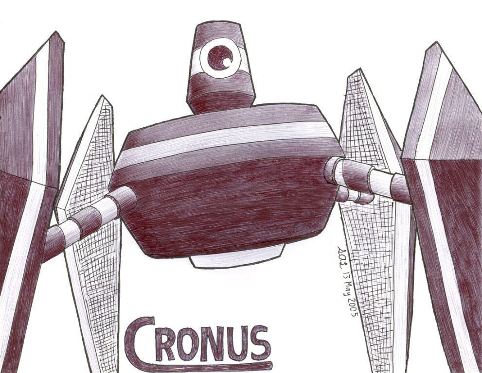 Bomberman - CRONUS by meteorsummoner88