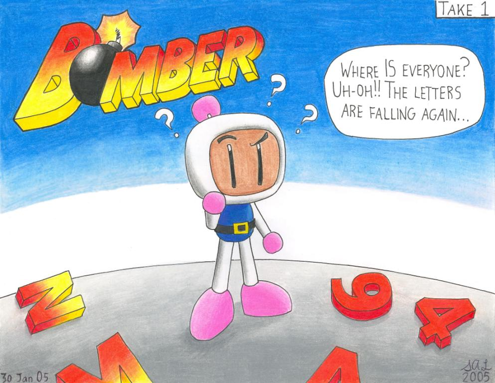 Bomberman 64 - Take 1 by meteorsummoner88