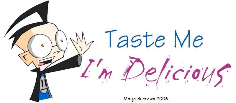 Taste me!!! by mewtwo_mew