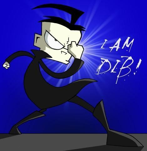 I Am Dib by mewtwo_mew