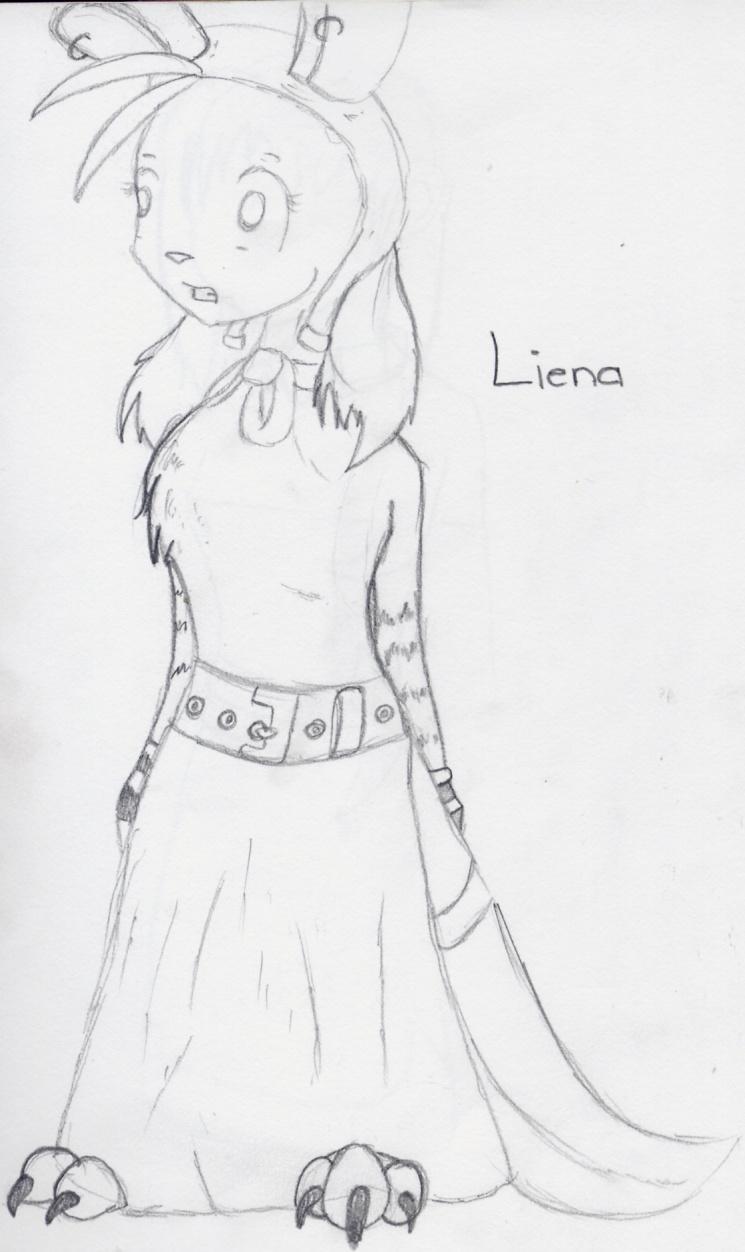 Liena by mewtwo_mew