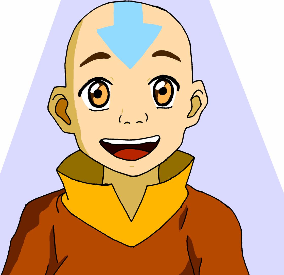 Aang The Last Airbender by mikita_inugirl