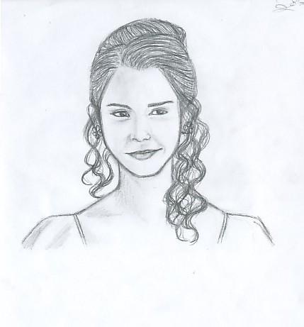 Hermione Granger GOF by miriamartist