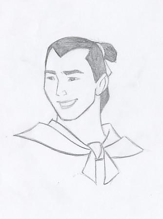 Li Shang by miriamartist