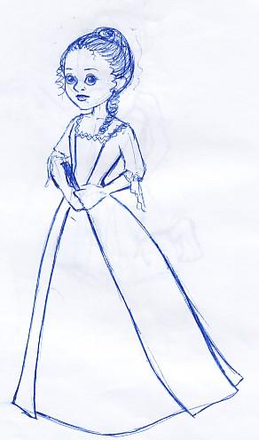 Elizabeth Swann by miriamartist
