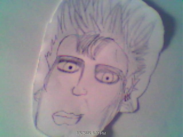 Billy Idol (attempted) by misfit