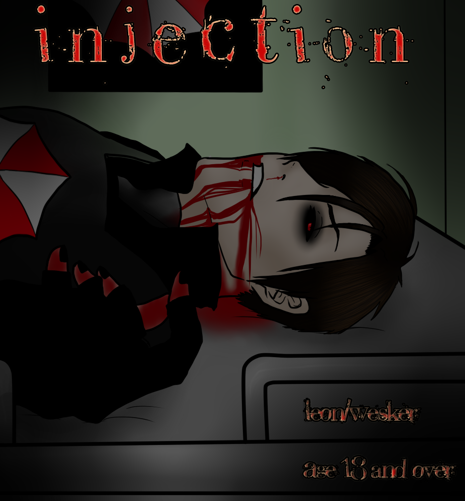 Cover art - Injection by miss_jelly