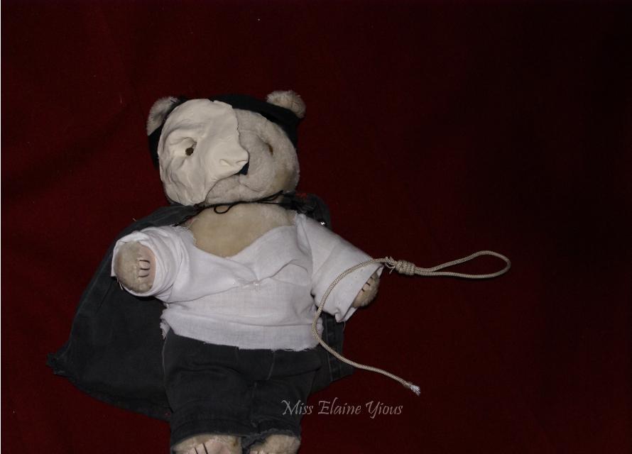 More Phantom Bear by misselaineyious