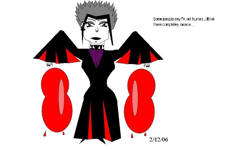 Goth 1 by mmoonnkkey2000