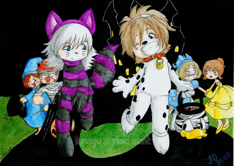 KH Halloween 2k5 by moonglider