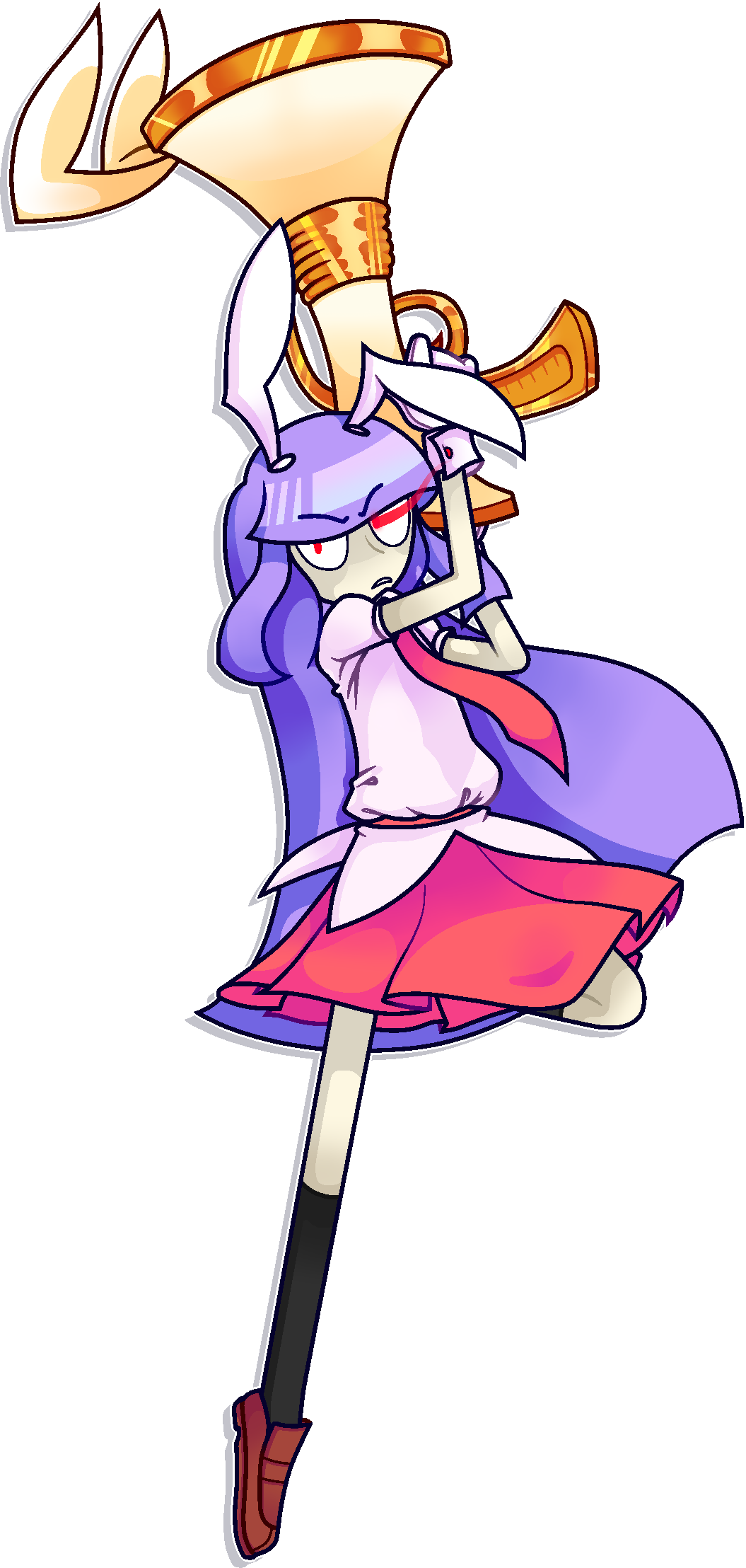 reisen udongein inaba by mopbop