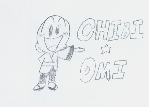Chibi Omi by mrsaturn123
