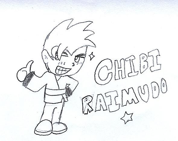 Chibi Raimundo by mrsaturn123