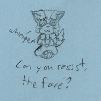 Fox Notebook Doodle by mrsaturn123
