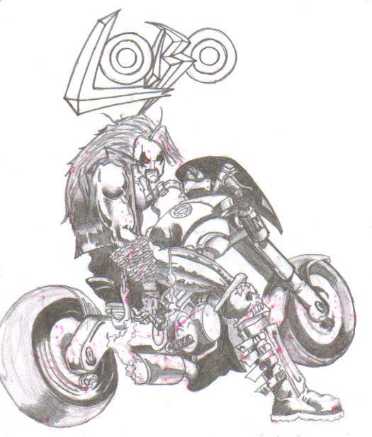 LOBO by munkybrain2010