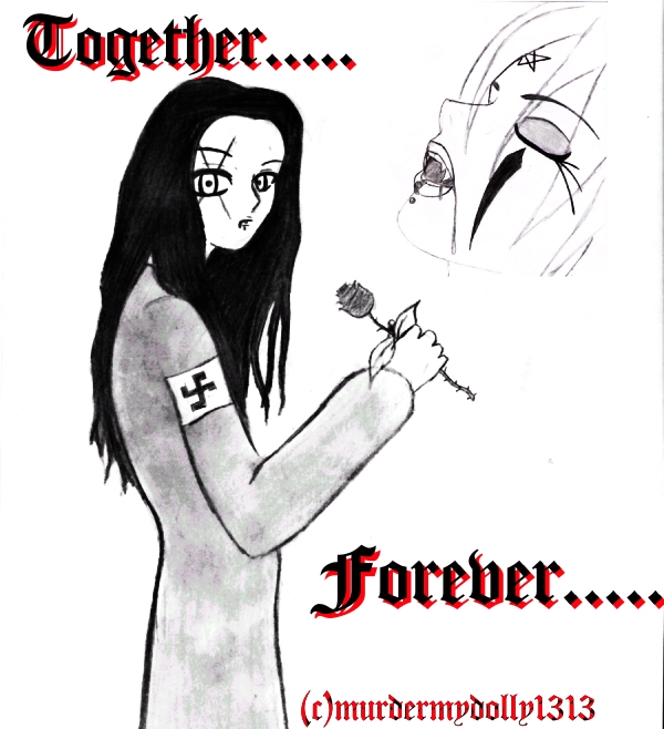 together forever by murdermydolly1313