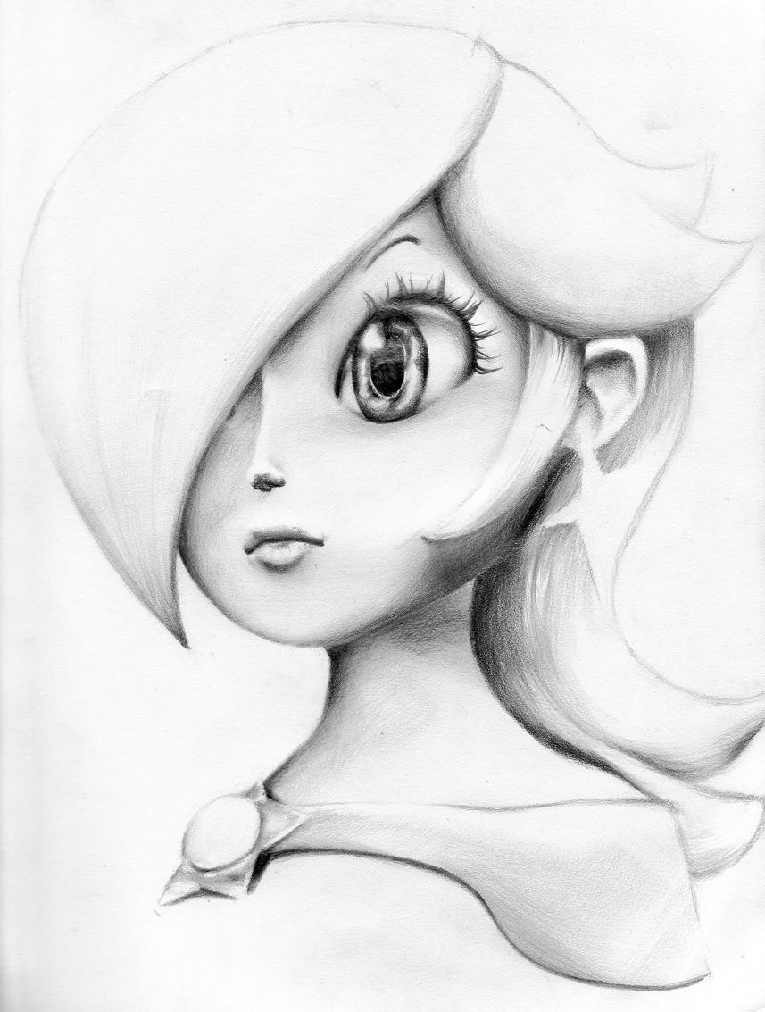 Rosalina Bust by museforsale