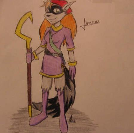 Jazmin..In Colour....Finally!! by mystic_rat_theif