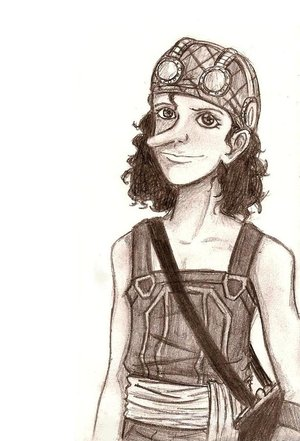 Usopp by mystic_rat_theif