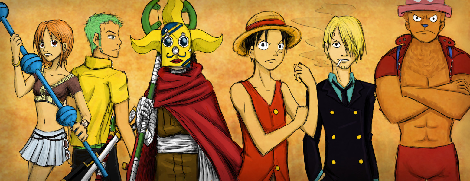 For Our Nakama by mystic_rat_theif